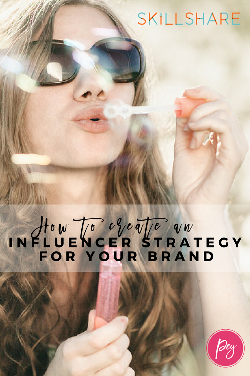 How to Create an Influencer Strategy for Your Brand
